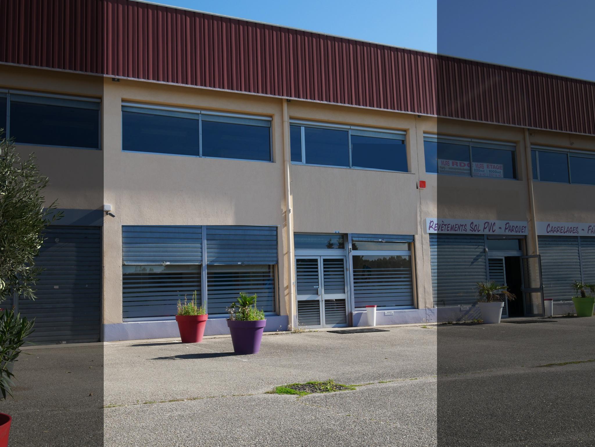 Local d'activité_Bureaux 254400 38110 Rochetoirin